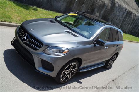21 amg multispoke w/black accents chrome wheels. 2018 Used Mercedes-Benz GLE 350 4MATIC AMG LINE SUV at MotorCars of Nashville - Mt Juliet ...
