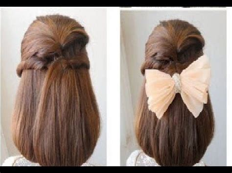 easy to do hairstyles for kids step by step hairstyles 14
