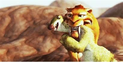 Ice Age Animated Sid Tiger Diego Sloth