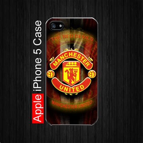 iphone 5 manchester united black on luulla