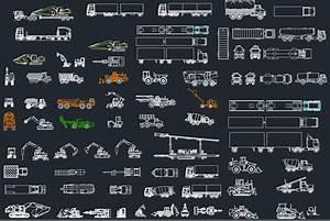 Heavy Equipment  U2013 Autocad Free Cad Block Symbols And Cad