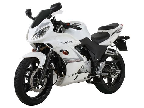 Stb005 250cc Street Bike With Semi-automatic Transmission