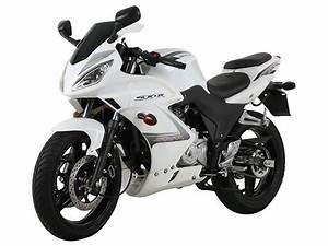 Stb005 250cc Street Bike With Semi