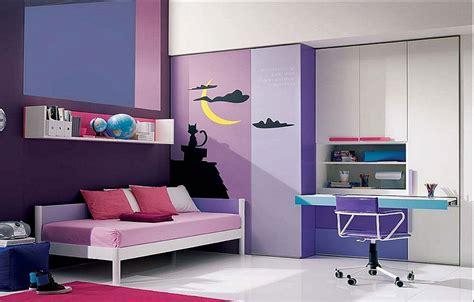 Home Decor Trends 2017: Purple Teen Room