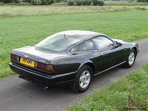 1990 Aston Martin Virage Coupe Rare Manual Car In Superb