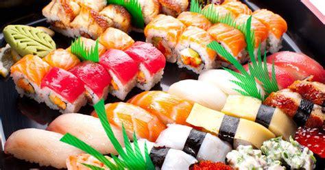 cuisine japonaise santé de gros risques liés aux sushis les médecins s inquiètent
