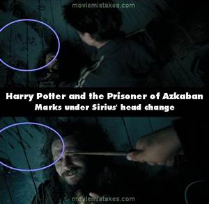 Harry Potter an... Sirius Azkaban Quotes