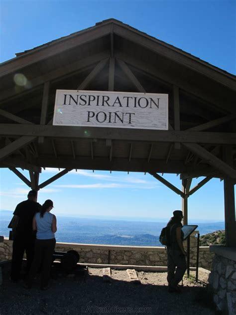 Inspiration Point - LA Trail Hikers