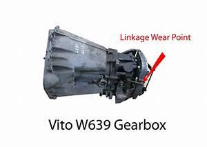 Mercedes Gearbox Wear Point W639