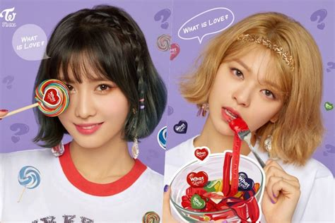 Update Twice Members Show Their Sweet Tooth In Comeback