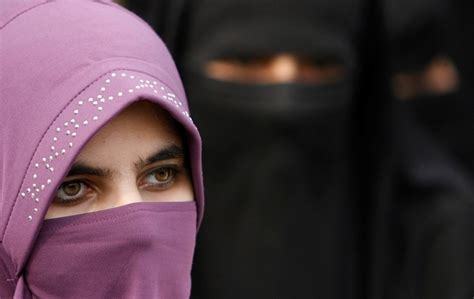 After Scarves In Schools, France Mulls Ban On Burqas And