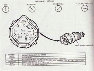 1972 Ford Ignition Switch Wiring Diagram