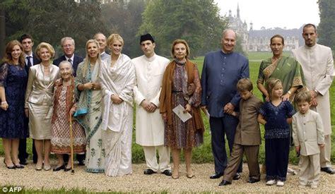 kendra spears marries aga khans eldest son  seattle