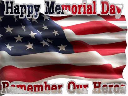 Memorial Happy Weekend Thank Flag Memorialday America