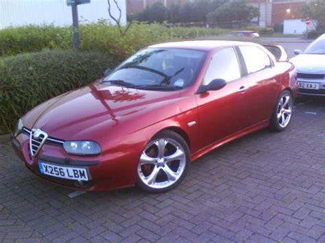 2000 Alfa Romeo 156  Pictures Cargurus