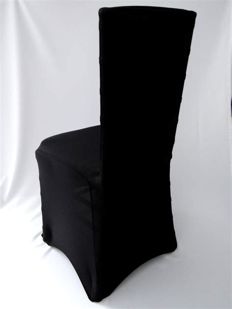 disposable black folding chair covers with high back ideas