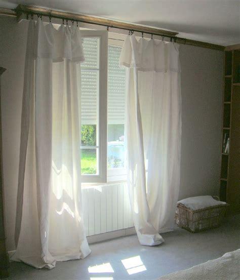 poser rideaux sans percer tringle rideau de sans percer maison design bahbe