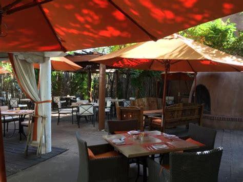 the patio picture of luminaria santa fe tripadvisor