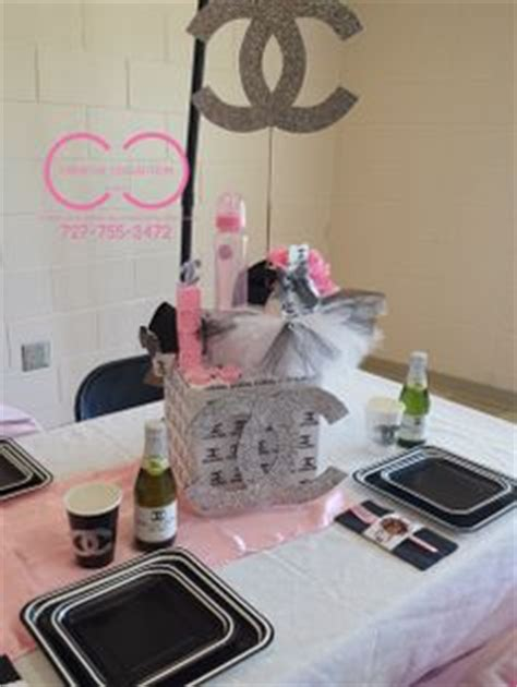 photo prop  coco chanel theme party   www