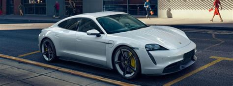 Porsche Taycan Earns 2020 Design of the Year Title