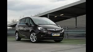 Opel Zafira Tourer - Minivan Dla Rodziny