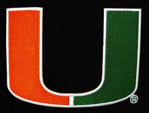 University Of Miami Logo Ncaa Tote Bag Um Hurricanes Bags