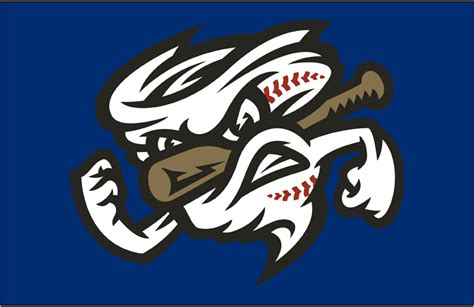 omaha storm chasers cap logo pacific coast league pcl