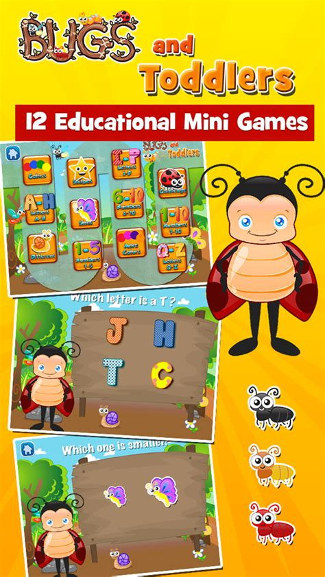 bugs and toddlers preschool learning for boys and 113 | 91XQ3YHLfAL