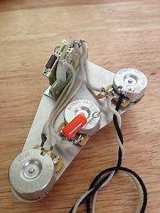 Lindy Fralin Blender Fender Stratocaster Wiring Harness