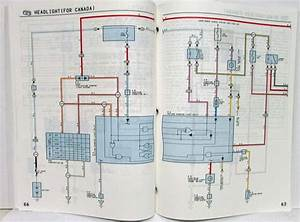 1994 Toyota Wiring Diagram