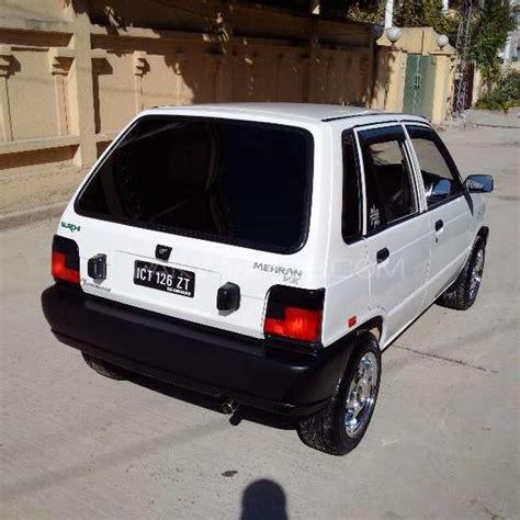Suzuki Mehran Vx Euro Ii 2013 For Sale In Rawalpindi