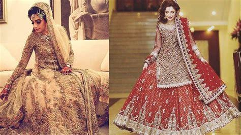 Wedding Dresses Pakistani : Pakistani Wedding Dresses And Hairstyles