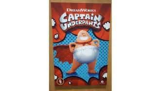 Captain Underpants Movie