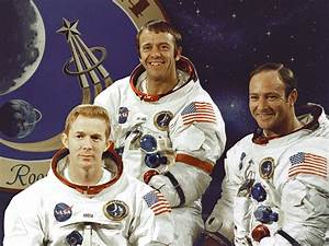 Apollo 13 Crew - Pics about space