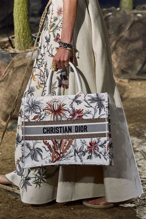 dior book tote bag reference guide spotted fashion