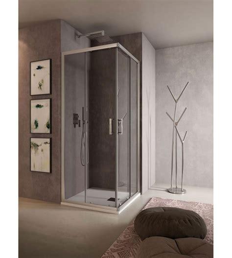 cabina doccia in cristallo box doccia in cristallo temperato 6 mm scorrevole