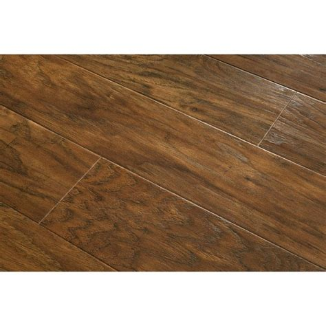 allen and roth embleton floor l shop allen roth 4 85 in w x 3 93 ft l toasted chestnut