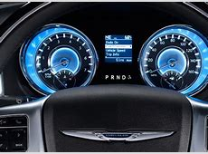Future Chrysler 300C Interior Revealed autoevolution
