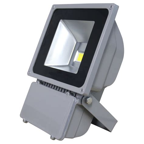 70w led outdoor security flood light construction work