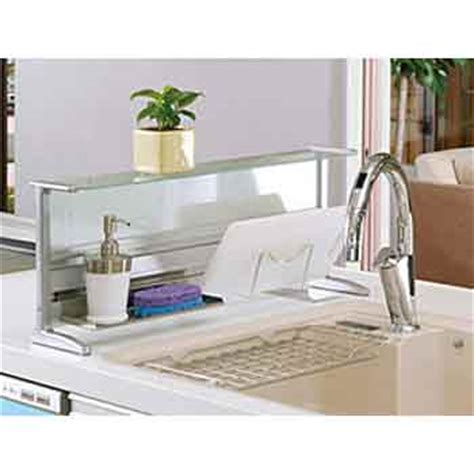 Kitchen Island Sink Splash Guard by Lifetech Foods And Cosme Glass Kitchen Counter 60cm