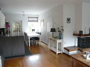Small, Open, Plan, Living, Room