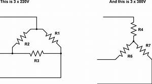 220 110 3ph Panel Wiring Diagram