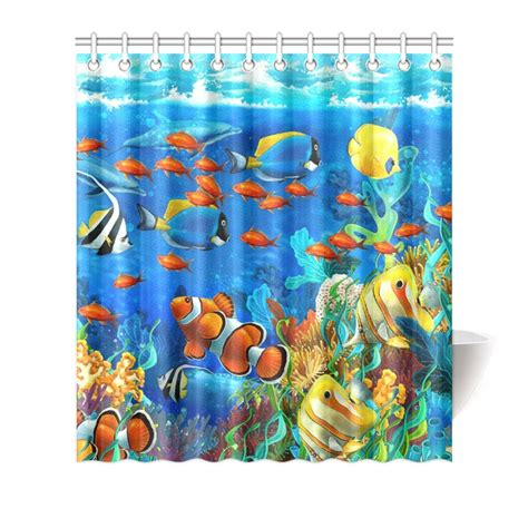 curtains coral and turquoise shower curtain solid coral