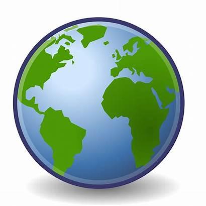 Earth Svg Clipart Emblem Mundo Map Clip