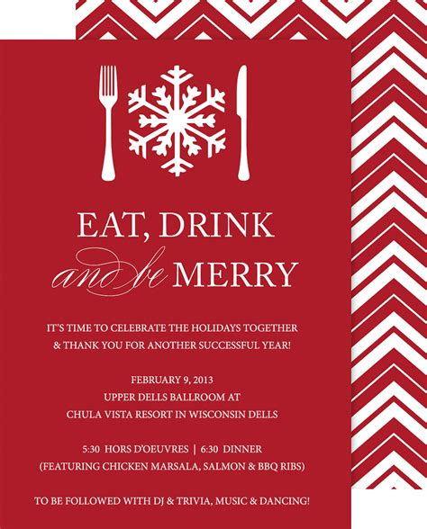 company holiday party invitations cimvitation
