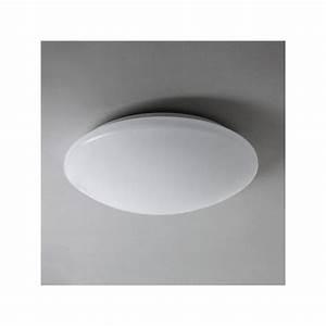 Plafonnier Avec Detecteur Integre : plafonnier led massa avec d tecteur astro lighting ~ Edinachiropracticcenter.com Idées de Décoration
