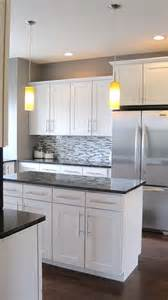 1000 ideas about white kitchen cabinets on pinterest