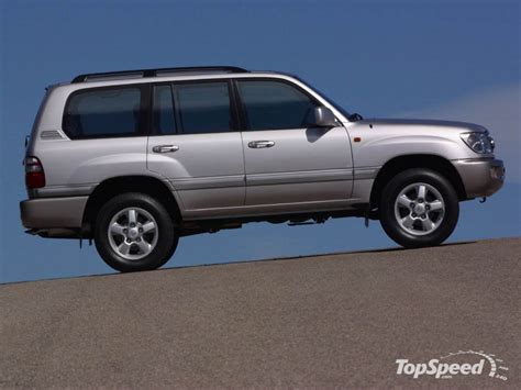 Toyota Land Cruiser Picture by 1998 Toyota Land Cruiser 100 Series Picture 15792 Car