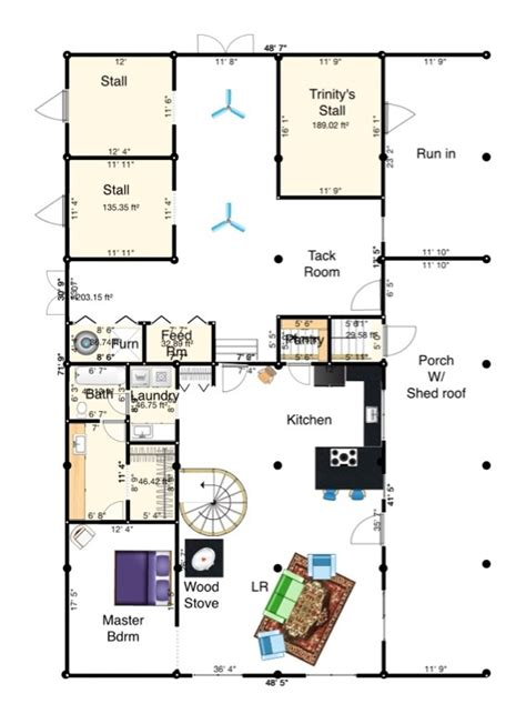 Barndominium Floor Plans With Loft by 86 Best Images About Barndominium On Metal