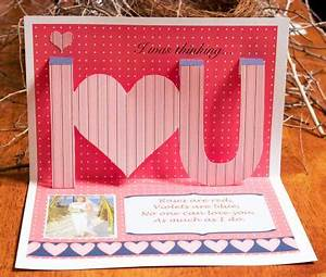 Ideas for Making Homemade Pop Up Cards